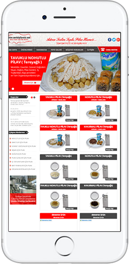 Cntracking Mobil Site Responsive